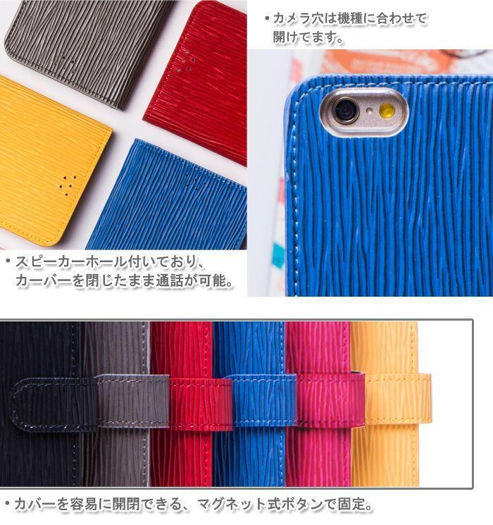 画像3: LG JOJO L-02K ケース 保護フィルム 付き au JOJO L-02K カバー カード収納 手帳 手帳型 JOJO L-02K 携帯ケース 携帯カバー おしゃれ デコ 耐衝撃 可愛い クラシック スマホケース JOJO L-02K CLASSIC(Gray)