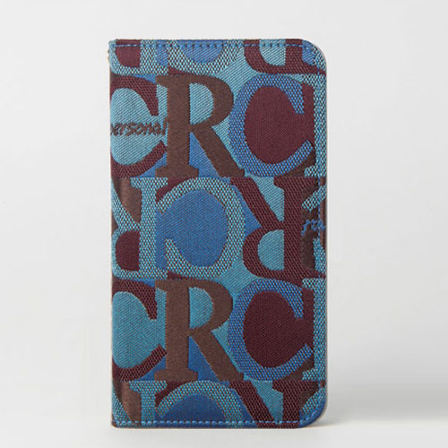 画像1: LG JOJO L-02K ケース 保護フィルム 付き au JOJO L-02K カバー カード収納 手帳 手帳型 JOJO L-02K 携帯ケース 携帯カバー おしゃれ デコ 耐衝撃 可愛い ポリウレタン スマホケース JOJO L-02K ART(Blue)